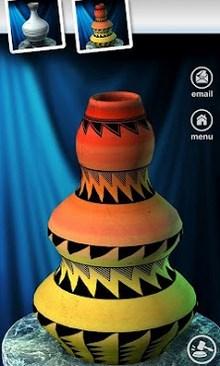 Lets Create Pottery Lite 2[1] دانلود بازی بسیار جالب سفالگری اندروید Lets Create – Pottery Lite